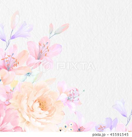 花 フラワー お花 45591545