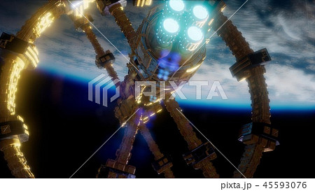 International Space Station 45593076