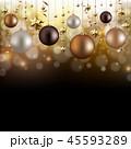 星 バックグラウンド 背景のイラスト 45593289