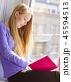 ブック 書籍 本の写真 45594513