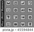 郵便 ポスト 配置のイラスト 45594844