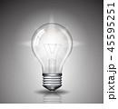 ライト 光 明かりのイラスト 45595251