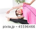 スポーツジム・ヨガ 45596466