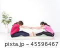 スポーツジム・ヨガ 45596467