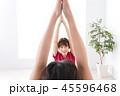 スポーツジム・ヨガ 45596468
