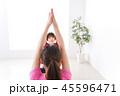 スポーツジム・ヨガ 45596471