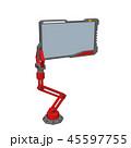 モニター ディスプレイ 液晶ディスプレイのイラスト 45597755