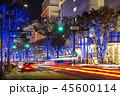 夜景 イルミネーション 栄の写真 45600114