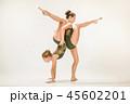 ダンス 舞う 舞踊の写真 45602201