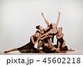 バレエ ダンサー 近代的の写真 45602218