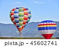 熱気球 バルーン 気球の写真 45602741