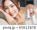 女性 ビューティー 美容の写真 45613876
