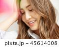 人物 女性 若い女性の写真 45614008