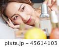 ポートレート 女性 若い女性の写真 45614103