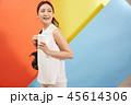 女性 若い女性 アジア人の写真 45614306