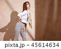 人物 ポートレート 女性の写真 45614634