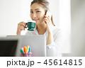 女性 ビジネス ビジネスウーマンの写真 45614815