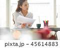 ビジネス 女性 45614883