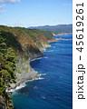 三陸ジオパーク 鵜の巣断崖 風景の写真 45619261