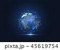 テクノロジー ネットワーク 通信のイラスト 45619754
