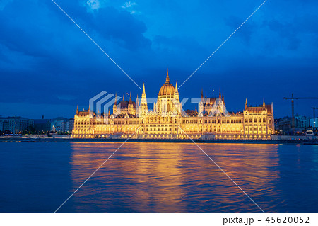 Budapest Parliament Building in Hungary 45620052
