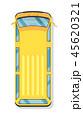 貨車 車 自動車のイラスト 45620321