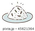 ハーブソルト 塩 調味料 イラスト 45621364