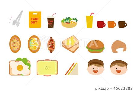 CAFE:パン屋 45623888