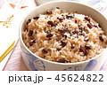 赤飯 ササゲの赤飯 和食の写真 45624822