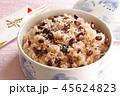 赤飯 ササゲの赤飯 和食の写真 45624823