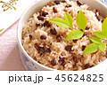 赤飯 ササゲの赤飯 和食の写真 45624825