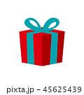 プレゼント ギフト 贈り物のイラスト 45625439