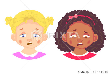 girls character set 45631010