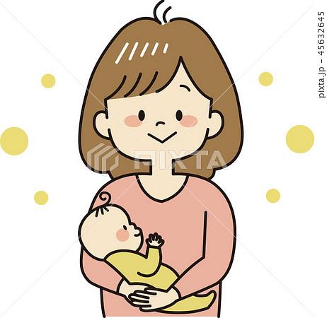 お母さんと赤ちゃん 45632645