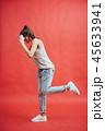 ディスプレイ 女性 メスの写真 45633941