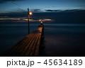 【千葉県】マジックアワーの原岡桟橋 45634189