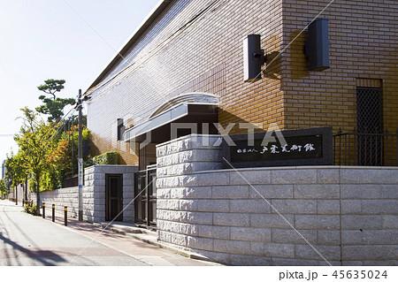 渋谷区松濤の街並み 45635024