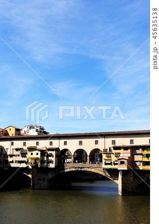 Ponte Vecchio ヴェッキオ橋 フィレンツェ 45635138