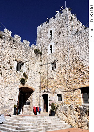 Castello Monforte カステッロ・モンフォルテ Campobasso カンポバッソ 45635163