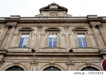 Gare de reims ランス駅 45635818