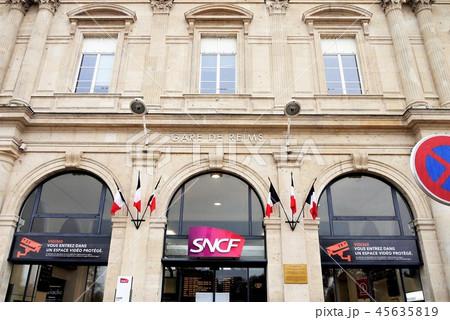 Gare de reims ランス駅 45635819