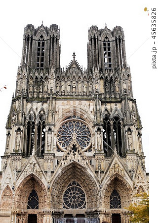 Cathedrale Notre-Dame de Reims ランス・ノートルダム大聖堂 45635826