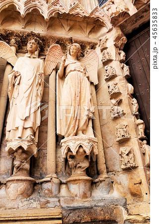 Cathedrale Notre-Dame de Reims ランス・ノートルダム大聖堂 45635833