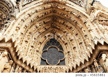 Cathedrale Notre-Dame de Reims ランス・ノートルダム大聖堂 45635861
