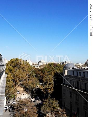 パリ 街並み 45635942