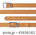 レザー 皮革 革のイラスト 45636162