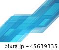 テクノロジー ミニマル 抽象的のイラスト 45639335