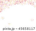 桜 水彩 春のイラスト 45658117