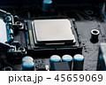 コンピュータ コンピューター パソコンの写真 45659069