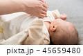 赤ちゃん お母さん 母の写真 45659480